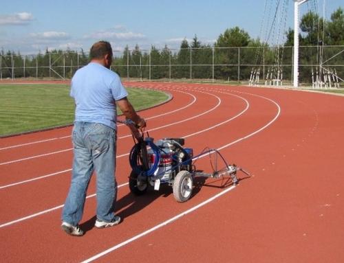 Amenajari Terenuri Sportive – Pardoseli Sportive din cauciuc